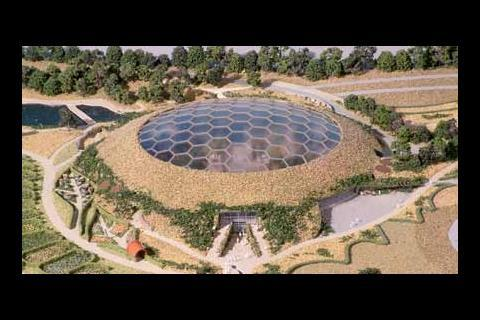 Model of how Butterfly World will look